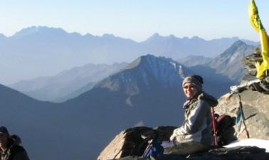 Chulu East Trekking Peak